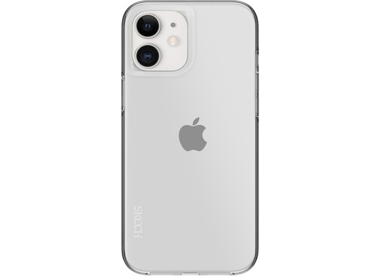 Skech Duo Case, Apple iPhone 12 mini, transparent, SKIP-L12-DUOAB-CLR