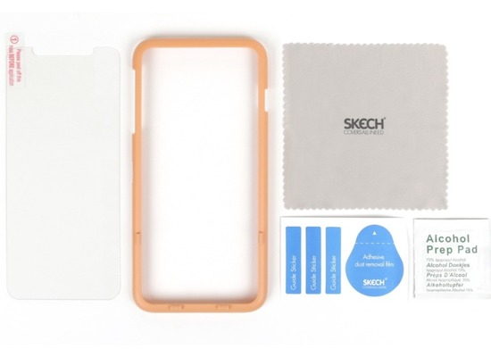Skech Essential Tempered Glass Displayschutz, Apple iPhone 11 Pro / XS / X