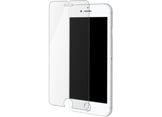 Skech Essential Tempered Glass Displayschutz, iPhone 8/7/6S, klar