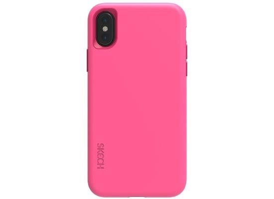 Skech Matrix Case, Apple iPhone X, pink