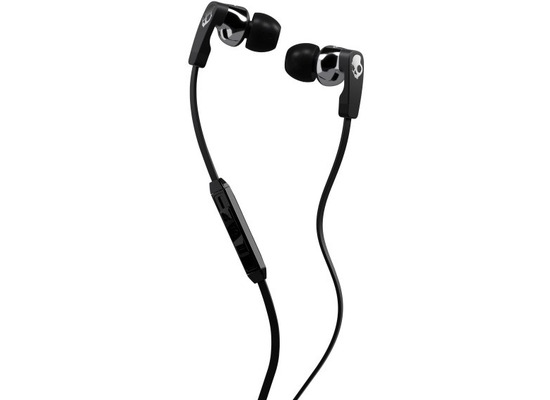 Skullcandy Headset STRUM Black/Black/Chrome w/Mic 2