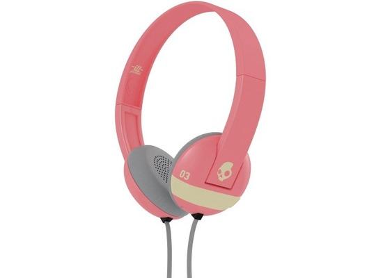 Skullcandy Headset UPROAR SLAP ILL Famed/Coral/Cream w/Tap Tech