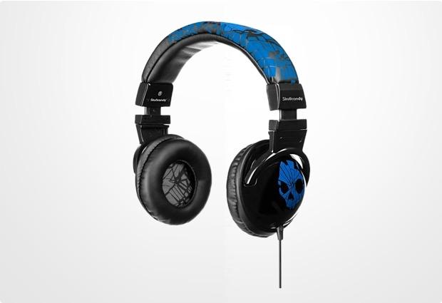 Skullcandy Stereo Kopfhörer Hesh, schwarz-blau