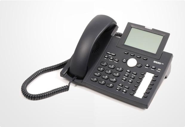 snom 370 VoIP