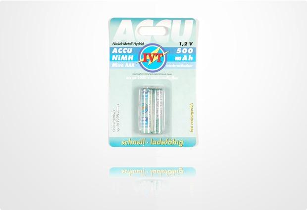 IVT Akku Micro AAA