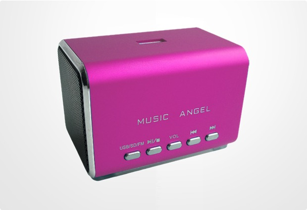 Music Angel Mini, pink