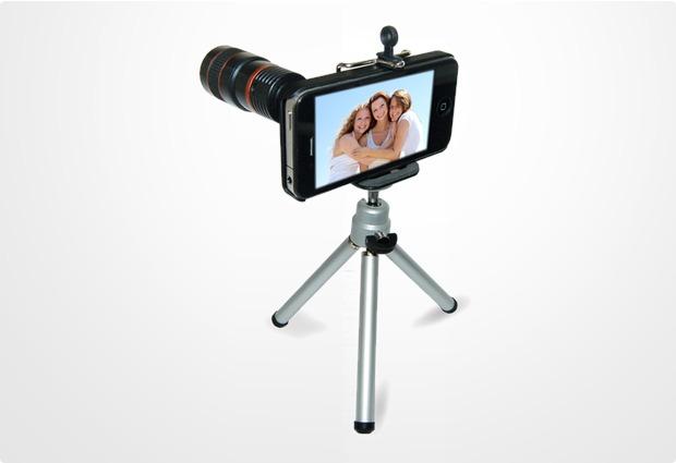 Iphone  Zoomobjektiv
