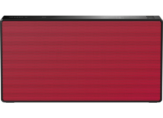 Sony Bluetooth Lautsprecher SRS-X5, rot