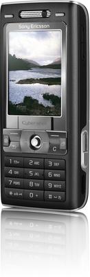 Sony Ericsson K800i velvet black