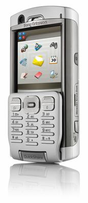 Sony Ericsson P990i UMTS