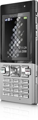 Sony Ericsson T700 Black on Silver