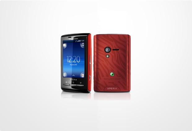 Sony Ericsson XPERIA X10 mini, Passion