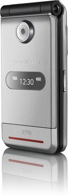 Sony Ericsson Z770i Vogue Red