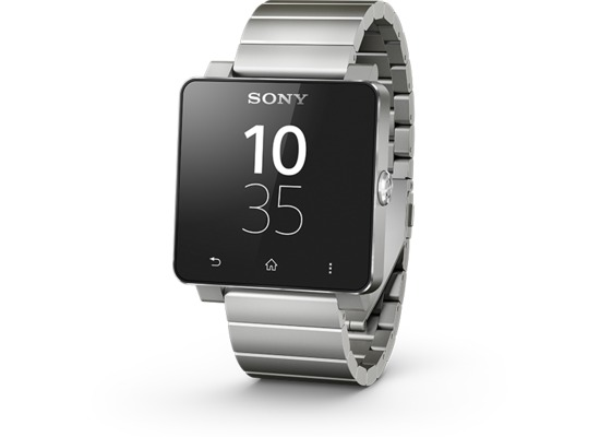 sony smartwatch 2 mit metallarmband silber f r lg g3 d855 bei kaufen versandkostenfrei. Black Bedroom Furniture Sets. Home Design Ideas