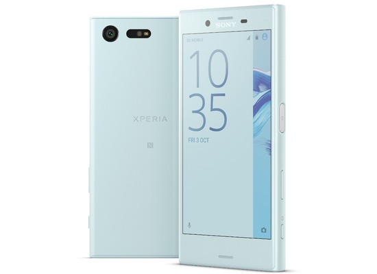 Sony Xperia X Compact, mist blue