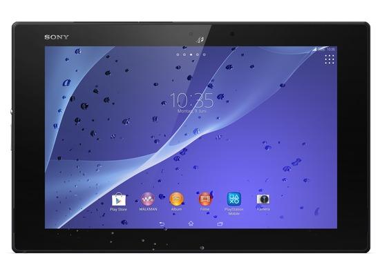 Sony Xperia Z2 Tablet 16GB (WLAN), schwarz
