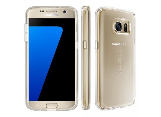Speck HardCase CandyShell für Samsung Galaxy S7, transparent