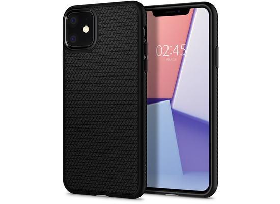 Spigen Liquid Air for iPhone 11 black