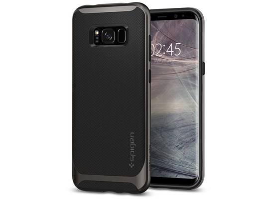 Spigen Neo Hybrid for Galaxy S8 grau