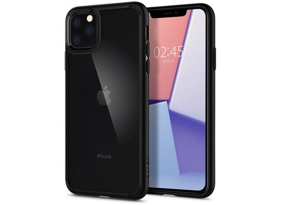 Spigen Ultra Hybrid for iPhone 11 Pro matt black