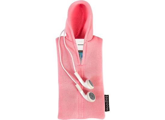 Splash Brands Kapuzenpulli-Schutzhülle Hoodies für iPhone 5/5S/SE, pink