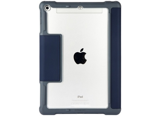 STM STM Dux Case, Apple iPad 9,7 (2017 & 2018), midnight blau/transparent, STM-222-160JW-04