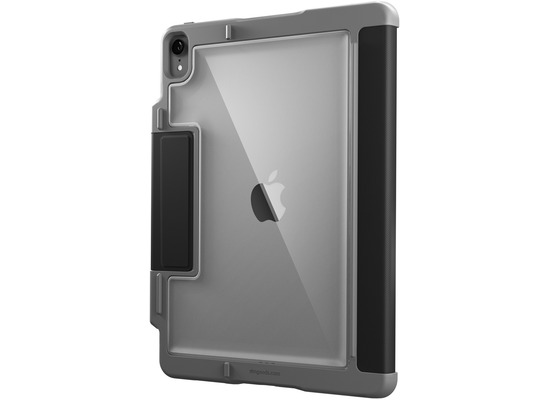 STM STM Dux Plus Case, Apple iPad Pro 12,9 (2018), schwarz/transparent, STM-222-197L-01