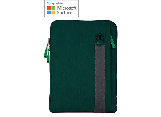 STM Ridge Sleeve 11, Microsoft Surface Go, botanical green, STM-214-150K-08