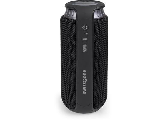 swisstone BX 500 (schwarz-schwarz) Bluetooth-Lautsprecher