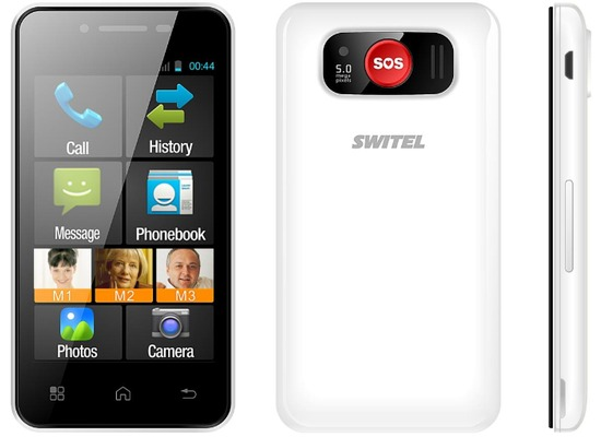 Switel Alpha S45D Dual-SIM