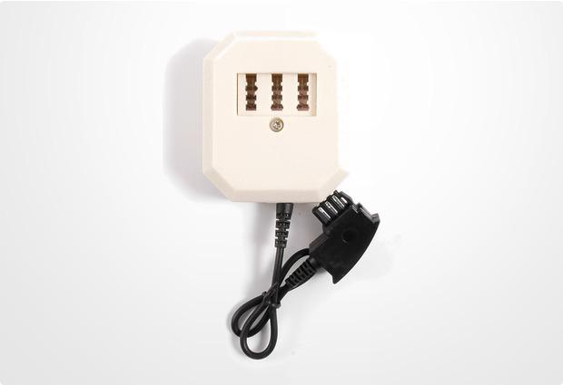 hdk adapter tae f auf tae nff 02 m weiss bei kaufen versandkostenfrei ab 40 euro. Black Bedroom Furniture Sets. Home Design Ideas