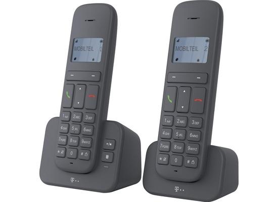 Telekom Sinus CA 37 Duo anthrazit