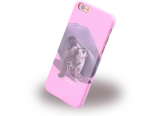 Teo Jasmin Teo Croisette - Hard Cover für Apple iPhone 6, rosa
