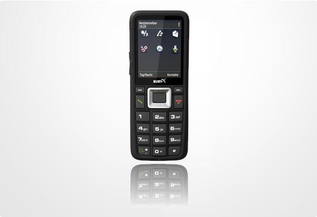 Bury CP 1000 Car Phone