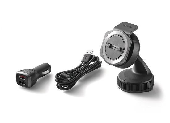TomTom Autohalterung inkl. Doppelladegerät für Rider (2015)