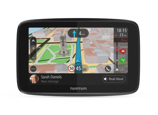 TomTom GO 5200 World