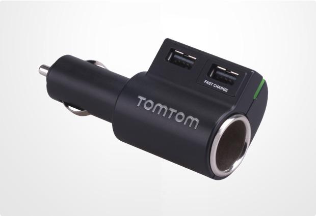 TomTom High Speed Multi Ladegerät