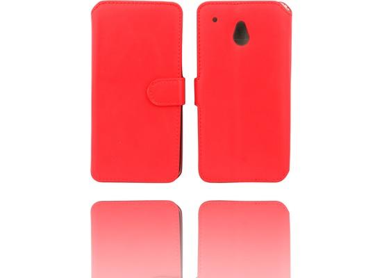 Twins BookFlip für HTC One mini, rot