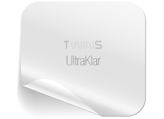 Twins Displayschutzfolie UltraKlar für Samsung Galaxy Nexus (i9250)