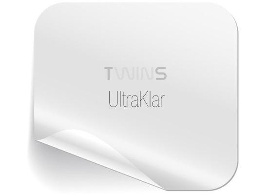 Twins Displayschutzfolie UltraKlar für iPhone 5S