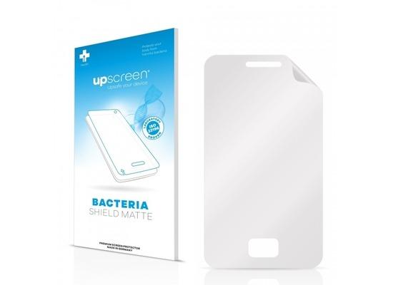 upscreen Bacteria Shield Matte Premium Displayschutzfolie für Samsung GT-S5220