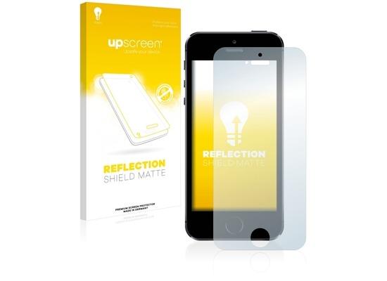 upscreen Reflection Shield Matte Premium Displayschutzfolie für Apple iPhone 5S