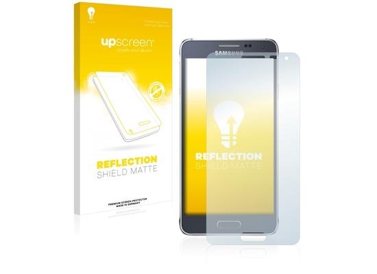 upscreen Reflection Shield Matte Premium Displayschutzfolie für Samsung Galaxy Alpha SM-G850F