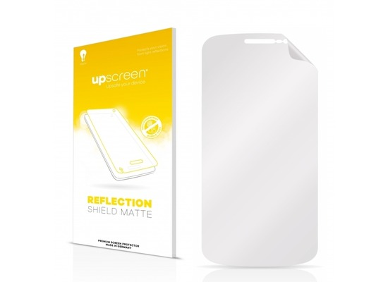 upscreen Reflection Shield Matte Premium Displayschutzfolie für Samsung I9250