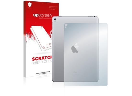 upscreen Scratch Shield Clear Premium Displayschutzfolie für Apple iPad Pro (9.7) (Rückseite)
