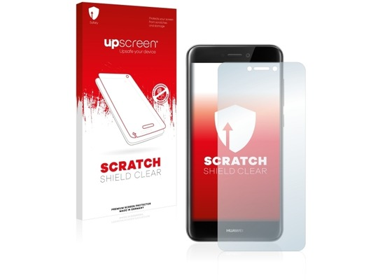 upscreen Scratch Shield Clear Premium Displayschutzfolie für Huawei P8 Lite 2017