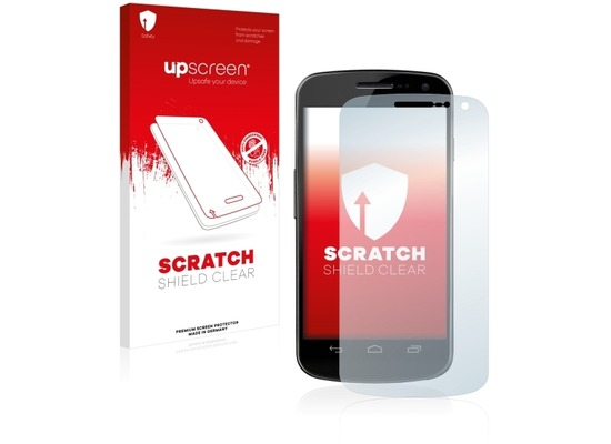 upscreen Scratch Shield Clear Premium Displayschutzfolie für Samsung GT-I9250