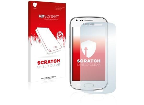 upscreen Scratch Shield Clear Premium Displayschutzfolie für Samsung GT-S7580