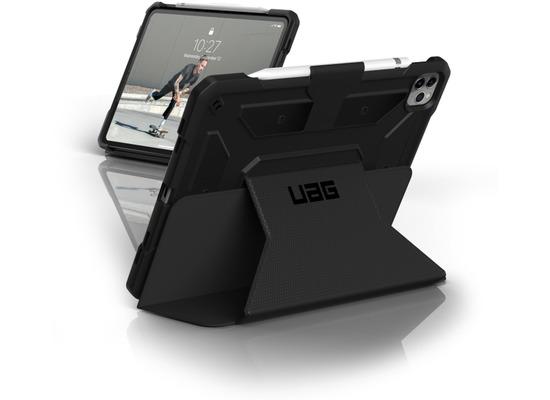 Urban Armor Gear Metropolis Case, Apple iPad Pro 12,9 (2020 & 2018), schwarz, 122066114040