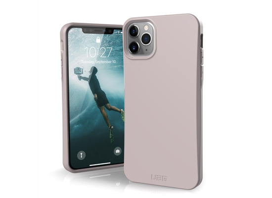 Urban Armor Gear Outback-BIO Case, Apple iPhone 11 Pro Max, lilac, 111725114646